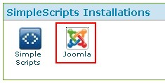 Joomla simple scripts