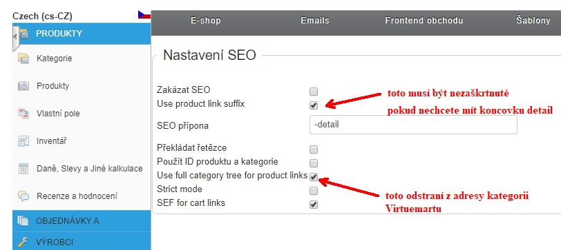 virtuemart seo